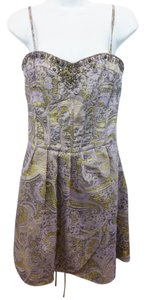 Decode 1.8 Brocade Dress