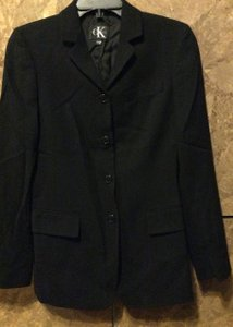 Calvin Klein Vintage 4 button Suit