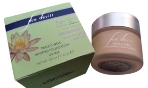 Sue Devitt Sue Devitt Triple C-Weed Whipped Foundation Oil Free Quiet & Still NIB