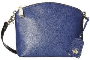 Brahmin Nightshade Pebbled Cross Body Bag