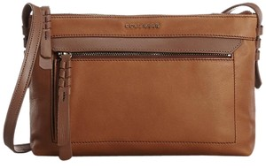 Coie Haan Leather Cole Cross Body Bag