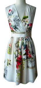White House | Black Market short dress Floral on Tradesy