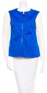 Jil Sander Top Blue