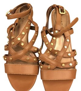 Tahari Tan Sandals