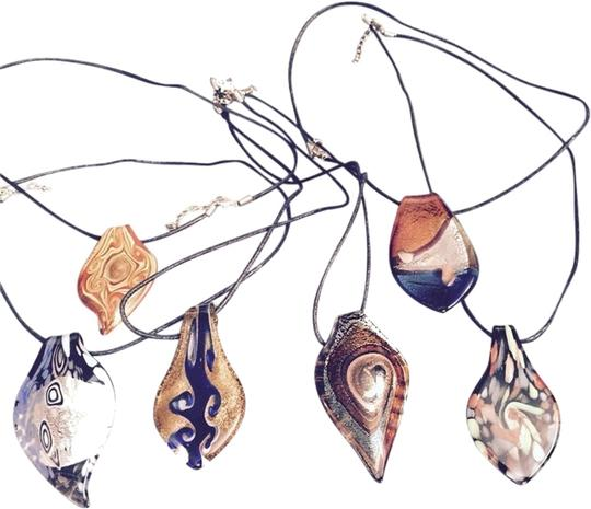 Betsy Glass Necklaces