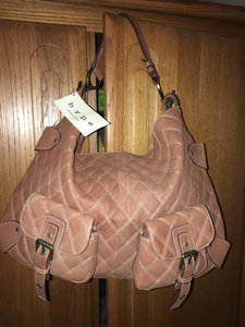 Hype Geniune Leather New Cambon Hobo Bag