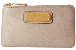 Marc by Marc Jacobs New Q grained-leather key pouch