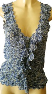 Cynthia Steffe Top blue