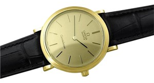 Omega 1980 Omega Constellation Mens Vintage Quartz Watch