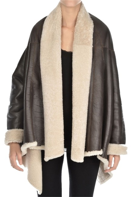 Preload https://item1.tradesy.com/images/blumarine-brown-leather-jacket-1963150-0-0.jpg?width=400&height=650