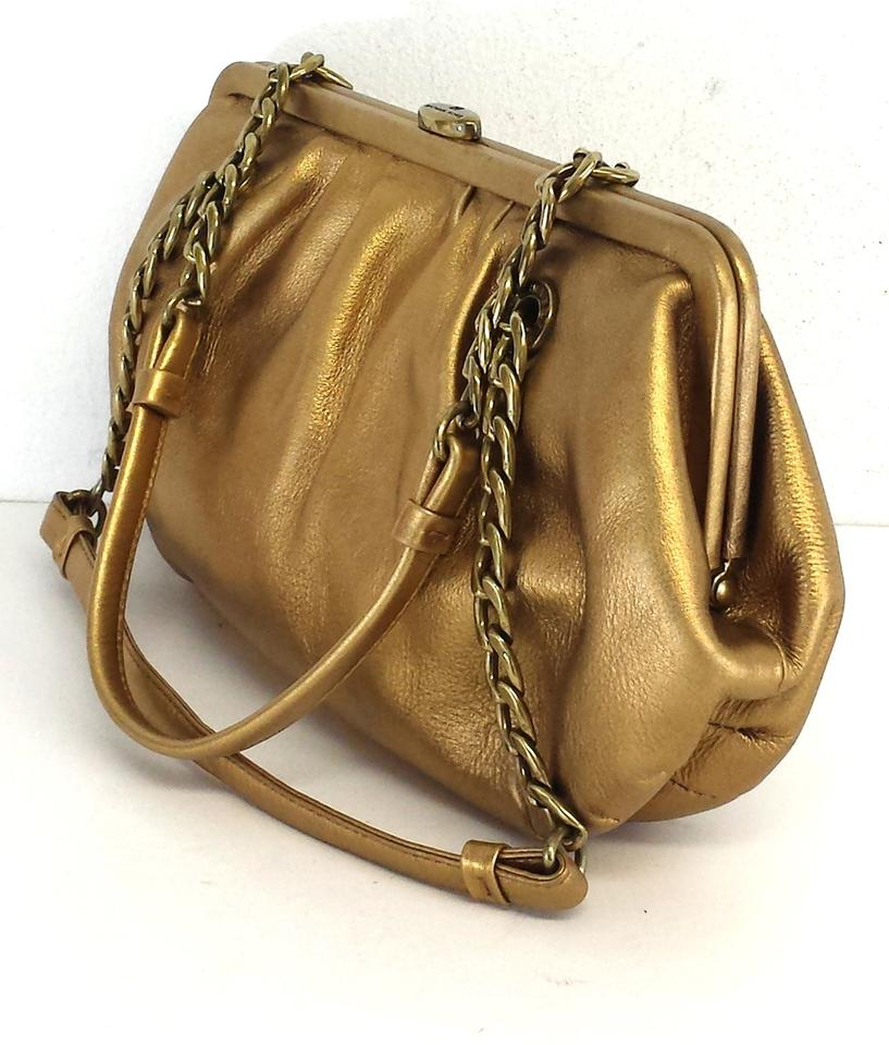 Michael Kors Chain Strap Leather Handbag Hobo Bag On Tradesy