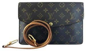 Louis Vuitton Monogram Cross Body Bag