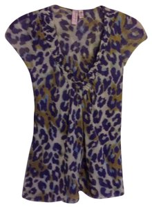 Sweet Pea by Stacy Frati Top purple
