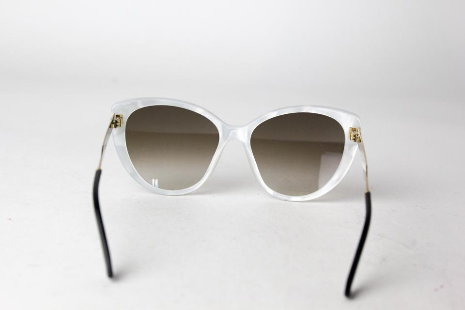 615b74000a9 Gucci Mother of Pearl Cat Eye Sunglasses - 44% Off Retail