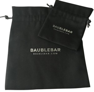 BaubleBar Buable Bar Jewelry bags set of 2