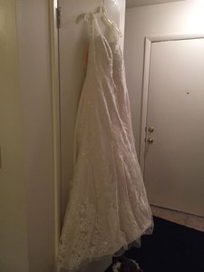 Oleg Cassini 6cwg517 Wedding Dress