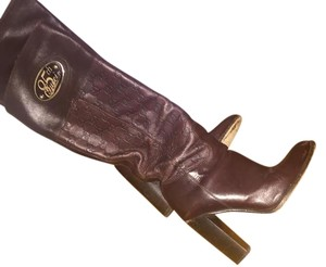 Gucci Vintage Riding Boot brown Boots