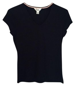 Lilly Pulitzer T Shirt Black