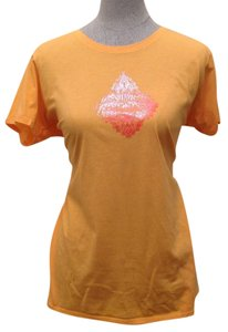 Columbia T Shirt Orange