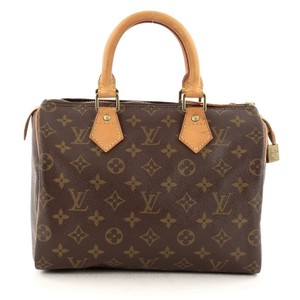 Louis Vuitton Speedy Satchel