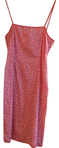 Ann Taylor short dress Orange and white on Tradesy