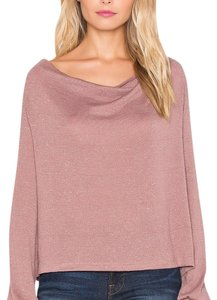 Free People Palmer Gold Sweater
