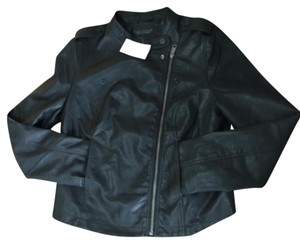 Sanctuary Clothing Vegan Leather Moto Motorcycle Jacket