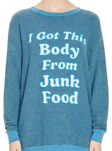 Wildfox I Got This Body Junk Food Sweatshirt