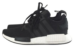 Aunthentic KIDS Adidas NMD Black and white Athletic