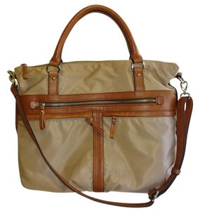 Banana Republic BEIGE Messenger Bag