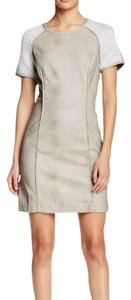 Tart short dress Taupe on Tradesy