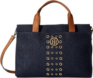 Tommy Hilfiger Satchel in Denim