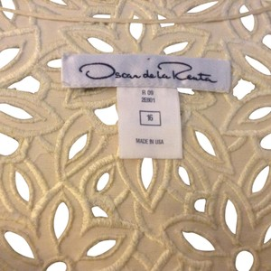Oscar de la Renta Couture One Of A Kind Coat