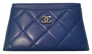 Chanel Cardholder Quilted Leather Baguette