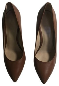 Pour La Victoire Saddle Brown Pumps