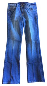 Tommy Hilfiger Boot Cut Jeans-Medium Wash