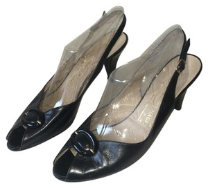 Bruno Magli Black Pumps