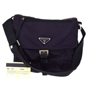 Prada Clutch Tote Wallet Crossbody Shoulder Bag