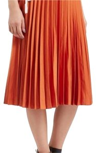 Topshop Skirt Orange
