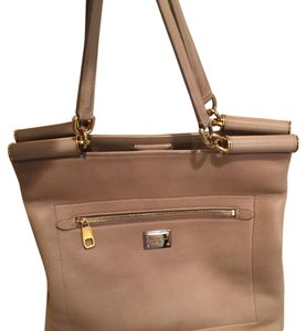 Dolce&Gabbana Satchel in Beige/Blush