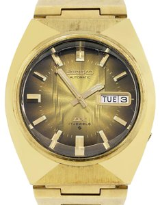 Seiko Seiko DX 6106-7729 Gold Plated Gents Vintage Watch