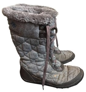 Columbia Gray Boots