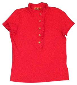 Tory Burch Top Orangish Red