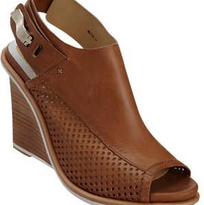 Rag & Bone Tan Wedges