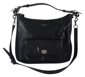 Coach Leather Legacy Convertible Hobo Bag