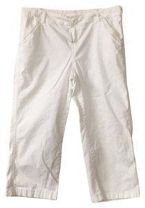 Maurices Capris White