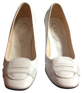 Tod's White Formal