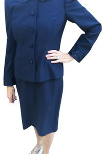 Talbots Navy Suit