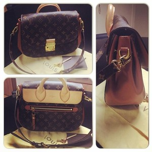 Louis Vuitton Monogram Luxury Shoulder Bag