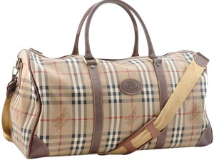 Burberry Clutch Tote Wallet Crossbody Travel Bag